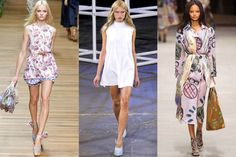 Summer Beauty Must-Haves: Model Edition. ♥♥♥ discovered and pinned by rpenrose