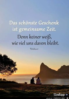 a picture for your heart 'Das schoenste Geschenk.jpg'- one of 12970 files in the category' Sprüche 'on FUNPOT – Trendy outfits - Geburtstag Love Quotes, Inspirational Quotes, German Quotes, German Words, Pinterest Photos, More Than Words, True Words, Quotations, About Me Blog