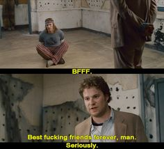 James Franco and Seth Rogen | Pineapple Express, 2008