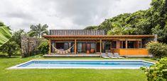 Bamboo House by Vilela Florez