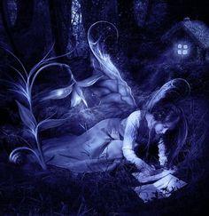 Fantasy art by Elena Dudina