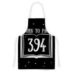 East Urban Home Jackie Rose Turn to Page 394 Pop Art Artistic Apron