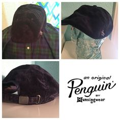 SALE New Penguin corduroy dapper newsboy hat NWOT This is a dark navy blue corduroy drivers hat from Penguin. It's never been worn but it doesn't have tags. It's perfect for Fall or Winter and can be dressed up or down. The material is very, very soft. It's from Nordstrom. Accessories Hats