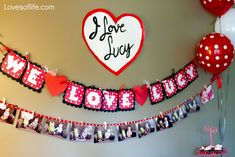@Jennifer Milsaps L Hartlove this is the website that has cute decorations for i love lucy themes