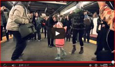Hey, if you can get the link to work, you can have two minutes of joy today.  Just watch the little girl inspire everyone to dance on the subway platform.  http://gawker.com/small-child-brings-innocence-and-joy-back-to-the-new-yo-1667706174