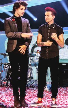 I'm still crying. bc perfection and height difference.