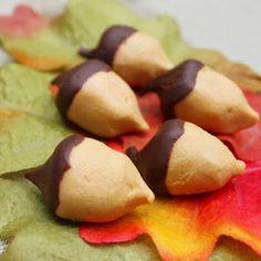Acorn candy.