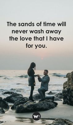 Who doesn't love the beach? I know I do. And what's better than beach love quotes to express how much you love the beach! The beach is also a great place for love and romance.These romantic beach quotes all help convey that feeling. beach love quotes | romantic beach quotes couple | love beach quotes happiness | love beach quotes relationships | love sea quotes | beach quotes instagram caption couple | beach quotes instagram boyfriend Beach Love Quotes, Sea Quotes, Love Quotes For Him, Romantic Quotes, Happy Quotes, Beach Love Couple, Couple Caption, Beach Captions, Instagram Caption