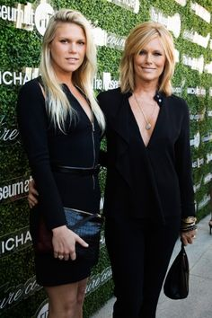 Benefiting a Legend | Michael Kors Receives the Museum at FIT's 2013 Couture Council Award - Alexandra Richards and Patti Hansen