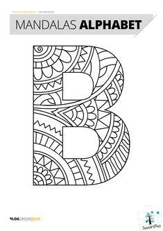 Kindergarten Art Lessons, Mandala Coloring, Mandala Design, Doodle Art, Doodles, Symbols, Letters, School, Ideas Para