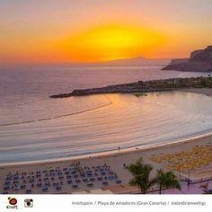 Playa de Amadores. Gran Canaria