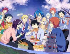 Image shared by Akkyon. Find images and videos about yowamushi pedal, sakamichi onoda and shunsuke imaizumi on We Heart It - the app to get lost in what you love. Prince Of Stride Alternative, Otaku, Yowamushi Pedal, Kawaii, Live Action, Anime Guys, Creepy, Geek Stuff, Fan Art