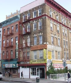 Little Poland is an informal name for part of a neighborhood in Greenpoint,  Brooklyn.
