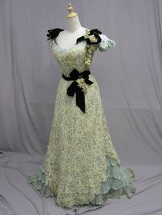 Stunning Edwardian Gown