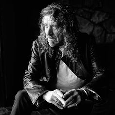 Robert Plant by Michael Wilson