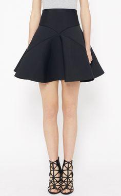 Astier Black Skirt  $293.00 www.vaunte.com
