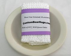 I love my hand knit cotton dishcloths, and Im sure you will too. Youll never…