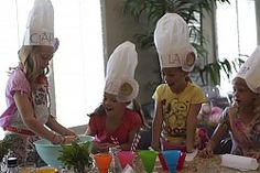 Cooking Mini-Camp West Linn, OR #Kids #Events