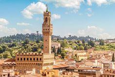 Παλάτσο Βέκιο, Φλωρεντία, Ιταλία, Ευρώπη Stuff To Do, Things To Do, Top Tours, Michelangelo, Italy Travel, Big Ben, Travel Photography, Photo Wall, Europe