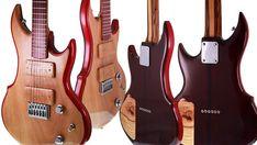 Chitara Bendis Oake by Criman Guitars, Music Instruments, Collection, Art, Art Background, Musical Instruments, Kunst, Performing Arts, Guitar