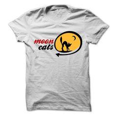 Moon cats T-Shirts, Hoodies, Sweaters