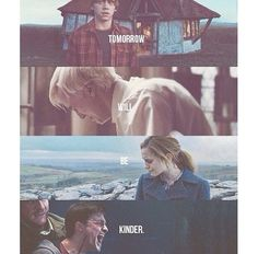 I'm in love with this Harry Potter edit <3