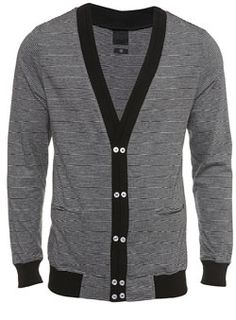 Every man should own a cardigan