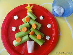 5 Healthy Christmas Snacks for the Kids