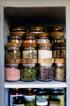 A pantry organization makeover with method Ein Pantry Organisation Makeover mit Methode - Own Kitchen Pantry