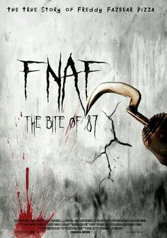 FNAF: The Bite Of 87 The Movie(?) okno xD
