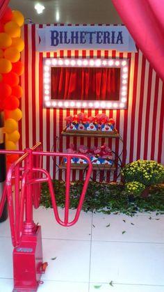 BALÃO MÁGICO Festas Infantins