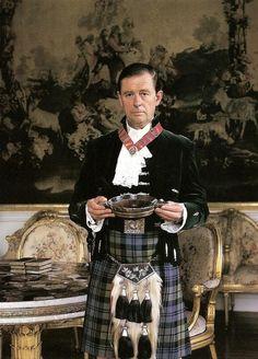 Sir Ian Campbell, 12th duke of Argyll
