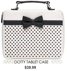 Super cute iPad case from Forevernew.com.au     Forever New $39.99.    suits iPad 1 and 2, comes with shoulder strap