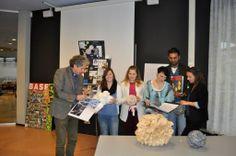 Vijf eindexamenstudenten van niveau 4 Interieur & Vormgeving Roermond gaan voor het Retailpark duurzame, hangende objecten ontwerpen. Deze komen in de entreehallen te hangen en worden ieder seizoen aangepast.