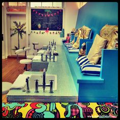 The Life of Stuff   Personal and Irish Lifestyle Blog: The Most Totally Tropical Popical Nail Bar in Dublin Tropical Popical Nail Bar Pedicures