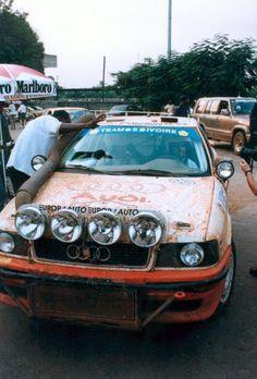 Audi-S2-Bandama-96- Servant - Brion (Audi 90 Coupé S2)
