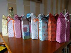 Embalagens de presente