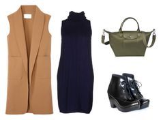 """""""Autumn"""" by felisialuissela on Polyvore featuring Alexander Wang and Les Copains"""