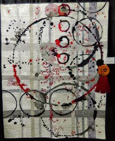 Hands down, the most beautiful quilt I have ever seen.  Quilting Mod: Quilt Fiesta - Art Quilts ... By Katie Pasquini Masopust – Quilt Artist, Instructor, Author