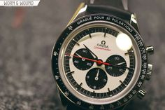 First Look: The Omega Speedmaster CK2998 Pulsometer LE - Worn & Wound