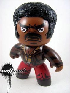 Black Dynamite Action Figure