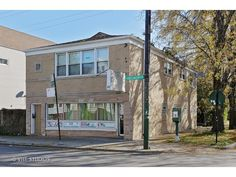 UNDER CONTRACT:  EXCELLENT AVONDALE CORNER LOCATION WITH APPROXIMATELY 1350 SQUARE FEET PER FLOOR. FIRST FLOOR IS COMMERCIAL AND IS CURRENTLY BUILT OUT AS A SMALL JUICE BAR. SECOND FLOOR IS A LARGE 3 BEDROOM APARTMENT WITH LOTS OF LIGHT AND WINDOWS. NICE REAR YARD WITH A 2 CAR GARAGE. BELMONT/KIMBALL BLUE LINE EL STOP IS TWO BLOCKS AWAY, EASY ACCESS TO KENNEDY EXPRESSWAY, AND WALKING DISTANCE TO LOGAN SQUARE AND AVONDALE SHOPS AND RESTAURANTS MAKE THIS A GREAT LOCATION.