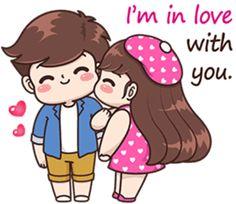 jo mujh aaps mila h thnq mela Þâğłàť Cute Chibi Couple, Love Cartoon Couple, Cute Cartoon Girl, Cute Love Cartoons, Cute Couple Art, Anime Love Couple, Cute Anime Couples, Couple Pics, Cute Love Pictures