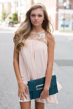 Baby doll dress #swoonboutique