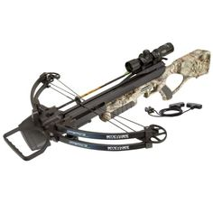 Stryker Offspring Crossbow Package Camo A12496