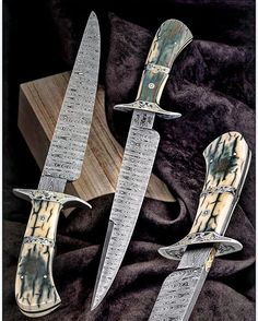 Jerry fisk knives