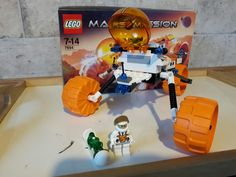 Mars mission buggy 7694 2007