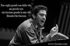 Che Guevara - Non voglio . Che Guevara Quotes, Ernesto Che Guevara, Cuban Art, Quotes Thoughts, Feel Good, Einstein, Revolution, Quotations, Jokes
