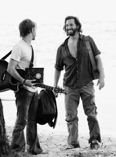 Screw Jack and Locke. Charlie and Desmond were the best characters in Lost.