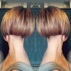 25 super short bob hairstyle